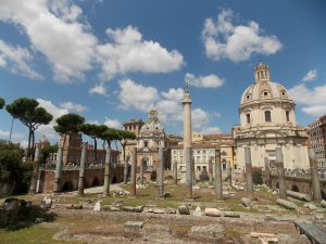 forum romanum rim